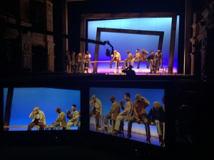 Scottsboro Boys theatre EPK